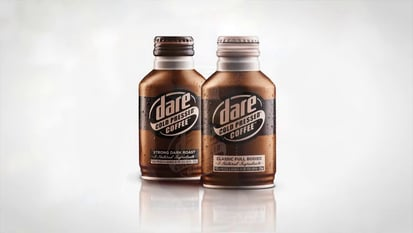 Dare Cold Pressed Coffee – Event Promo