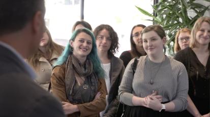 Macquarie University – MRes awardspresentation